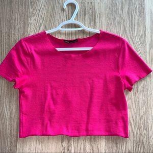 Zara cropped tshirt (2 for $15!)